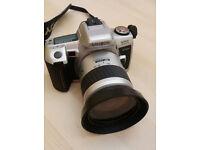 Minolta 35mm SLR 505si super Camera