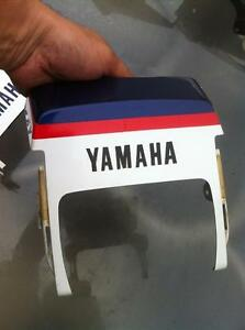 YAMAHA FZR750R 1987-88 FZR1000 87-88 TAIL LIGHT COVERS Windsor Region Ontario image 1