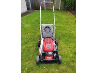 Petrol lawn mower - AL-KO Pro 140 QSS