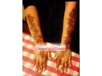 Mehndi/Henna for any occasion in the Solihull Area- Sunni's Mehndi