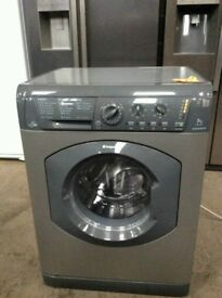 Silver Hotpoint A+ Class 7+ Kg Washer&Dryer