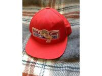 Bubba gump shrimp snap back cap