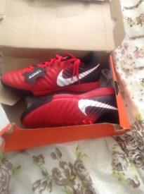 Brand new Nike football boots 8