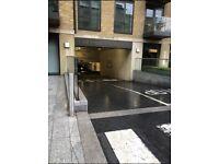 Under ground parking space