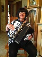 Kaye's Old Tyme Accordion Music