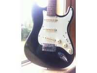 Jim Deacon Stratocaster JDST62 (with gig bag)