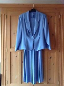 Eastex Dress & Jacket Set Size 14