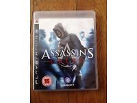Assassin's Creed Sony PS3 Game Polska Wersja Język Polish Version Language