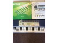 Casio key lighting keyboard LK-110