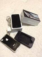 iPhone 4 great condition black 16gb like new manfactory unlocked