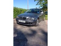2004 BMW 320cd Coupe Diesel **NOW REDUCED**