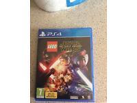 Lego Star Wars 2016 ps4