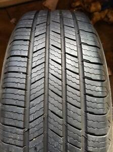 "4 - Toyota Corolla 15"" Steel Rims (5X100) with Excellent Michelin Defender Tires - 195/65 R15"