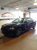 2014 Dodge Charger SXT AWD CUIR ROUGE GPS