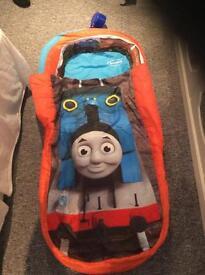 Thomas the tank engine air bed