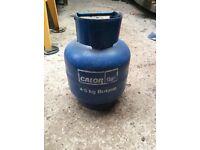 calor gas bottle 4.5kg full only £30