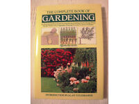 The Complete Book of Gardening. Hardback. 63 Pages. £4 ovno