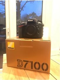 Nikon D7100 - Almost new only 9000 in Shutter Count!!