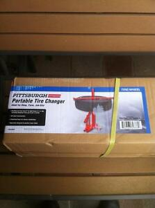 MOTORCYCLE AND CAR PORTABLE TIRE CHANGER FOR SHOP OR TRAILER Windsor Region Ontario image 6