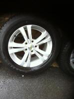 Rims 13,14,15,16,17,18,19 & 20'Mags (514) 991-3317
