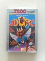 Atari 7800 - Joust - Sealed since (1986)