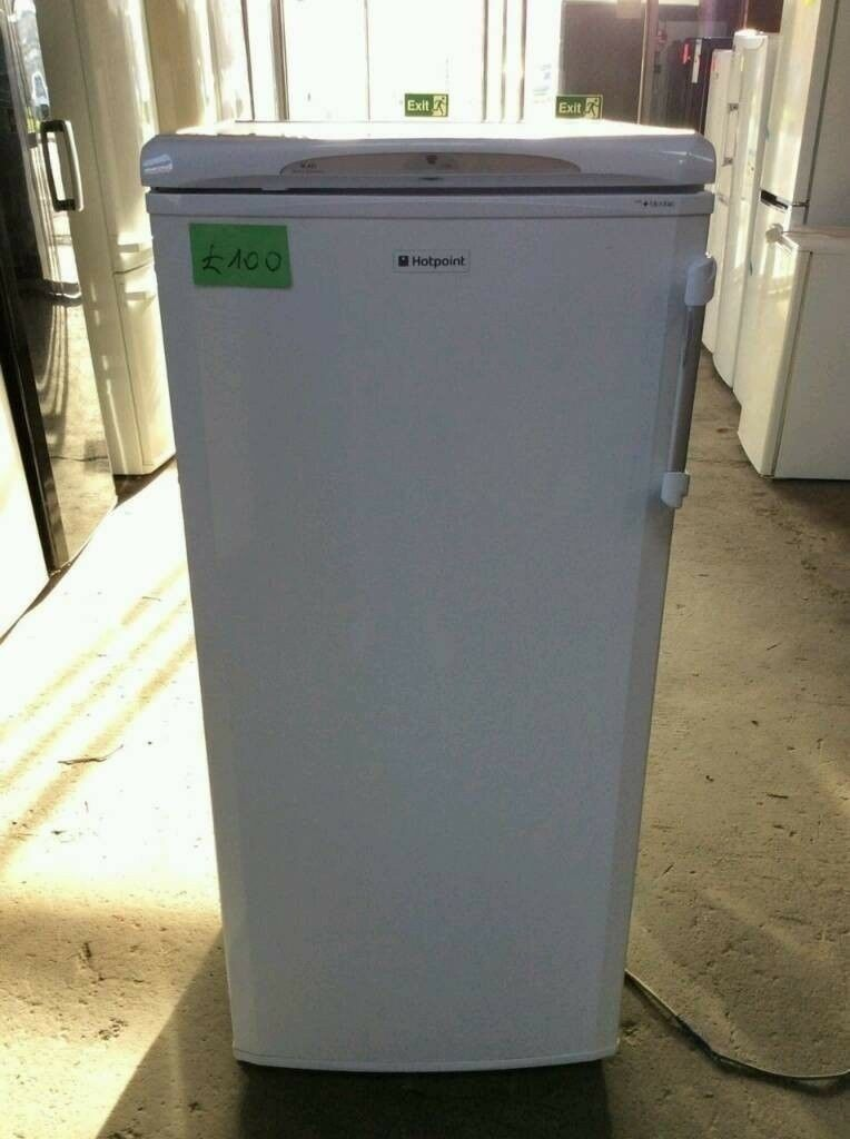 White A+ Class Hotpoint Refrigerator For Sale