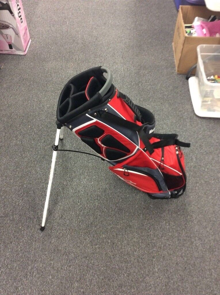 Wilson Staff Lite Carry Golf Bag in Good Condition
