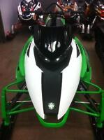 2012 Arctic Cat M8 HRC 153