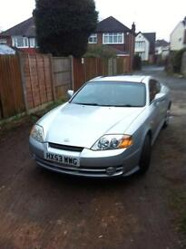 HYUNDAI COUPE SE FOR SALE