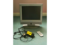 Goodmans 15inch TV (Model LD1510) - Ideal for kitchen, caravan etc.