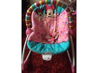 Micky mouse baby rocker