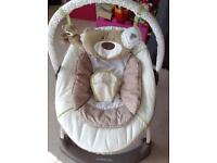 Mothercare Loved So Much Baby Bouncer - Excellent Condition