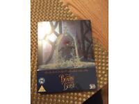 Beauty and the Beast steel book 3D Blu Ray
