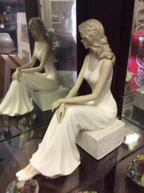 Leonardo Annie Rowe porcelain figure