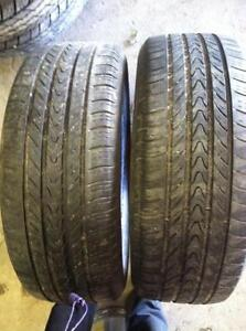 2 - Michelin Pilot Tires - 205/50 R17