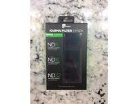GoPro Hero6 / Hero5 Black - Karma Filter 3-Pack
