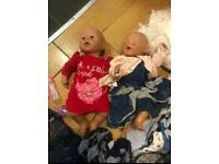 Newborn Annabelle Doll