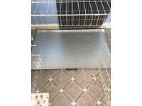 XL Metal dog cage