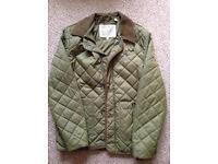 Jack Wills men's green jacket size Large (42-44)