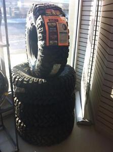 Vaste choix de pneu hors route, All terain, mud terrain,off road, toute grandeur