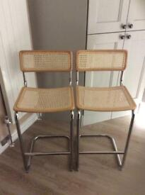 2 x Breakfast Bar Chairs
