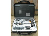 BLACK & DECKER. Cordless drill and screwdriver. Cased with chargers.