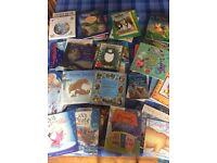 Assortment of Children's books (age 1-7)