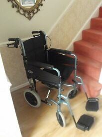Patterson Medical Days Wheelchair