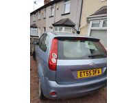 Ford fiesta 55 plate no mot starts an drives new car forces sale
