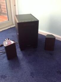 Onkyo digital surround system HTX-22HDX