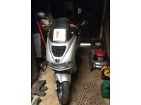 peugeot elystar 125 4 stroke bike for sale