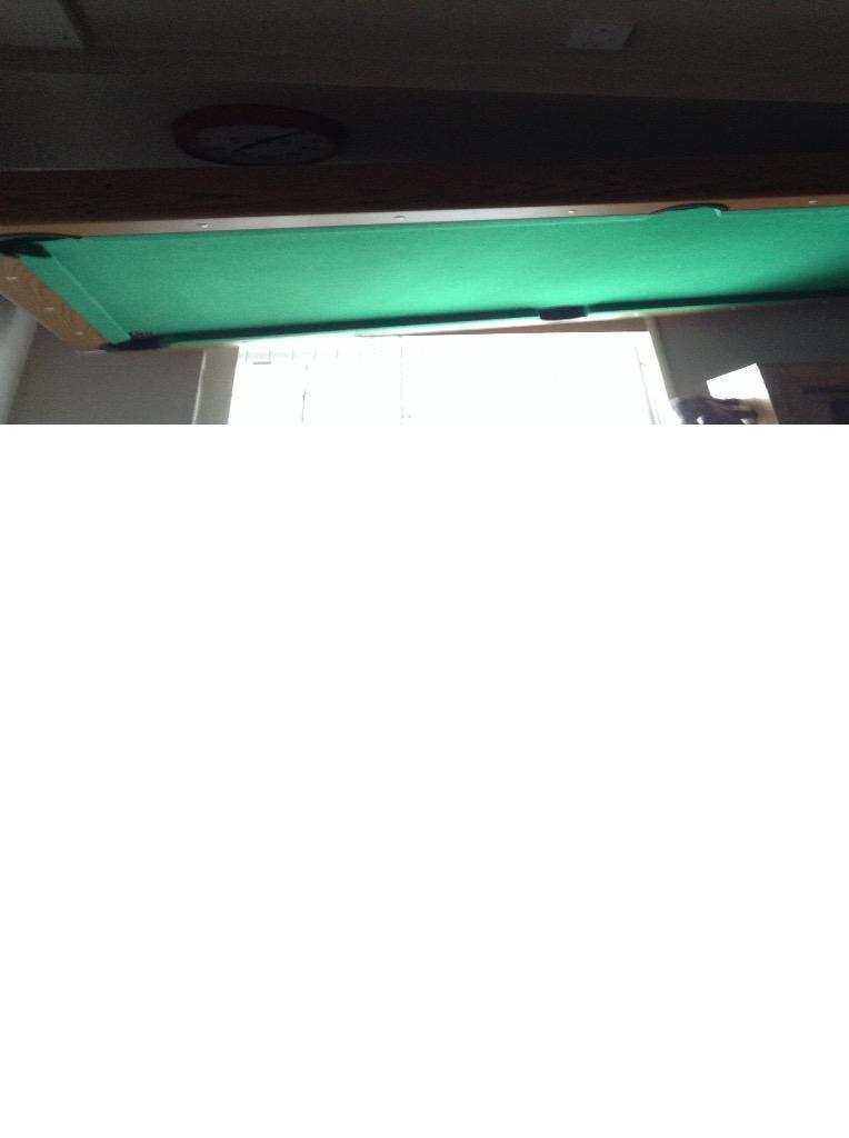 Pool Table Six Foot Pub