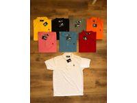 Ralph Lauren Polo Shirts * S M L XL XXL - Black, Grey, White, Red, Yellow, Orange, Pink, *