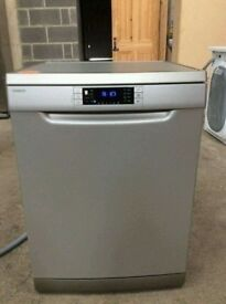 Ex Display Kenwood A++ Class Silver Full Size Dishwasher(BRING YOUR OLD ONE AND GET NEW-25%)